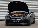 Pictures of G-Power BMW M6 Hurricane Cabrio (E64) 2008–10