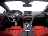 Pictures of BMW M6 Coupe US-spec (F13) 2012