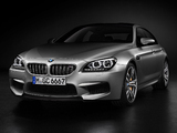 Pictures of BMW M6 Gran Coupe (F06) 2013