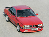 BMW M635CSi (E24) 1984–88 wallpapers