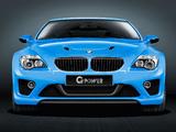 G-Power BMW M6 Hurricane CS (E63) 2009–10 wallpapers