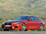 BMW M6 Coupe (F13) 2012 wallpapers