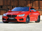 G-Power BMW M6 Coupe (F13) 2013 wallpapers