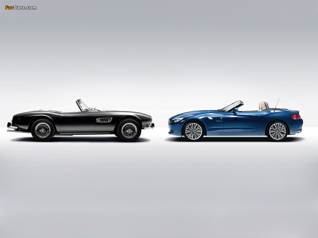 BMW wallpapers (1024 x 768)
