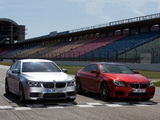 BMW M5 (F10) & M6 (F12) photos