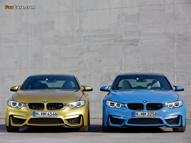 BMW wallpapers (640 x 480)
