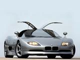BMW Nazca M12 1991 images