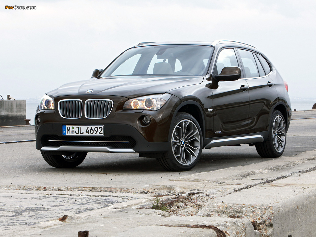 Bmw X1 Xdrive28i E84 2009 11 Photos 1024x768