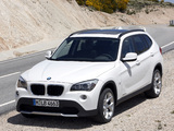 BMW X1 xDrive23d (E84) 2009 pictures