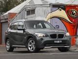 BMW X1 sDrive20d AU-spec (E84) 2010–12 photos