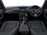 BMW X1 xDrive20i ZA-spec (E84) 2012 pictures