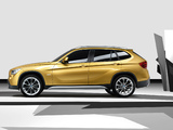 Images of BMW X1 Concept 2008
