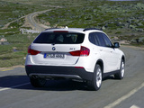 Images of BMW X1 xDrive23d (E84) 2009