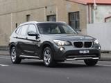 Images of BMW X1 sDrive20d AU-spec (E84) 2010–12