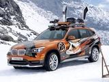 Images of BMW Concept K2 Powder Ride (E84) 2012