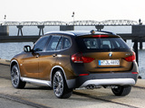 Pictures of BMW X1 xDrive28i (E84) 2009–11