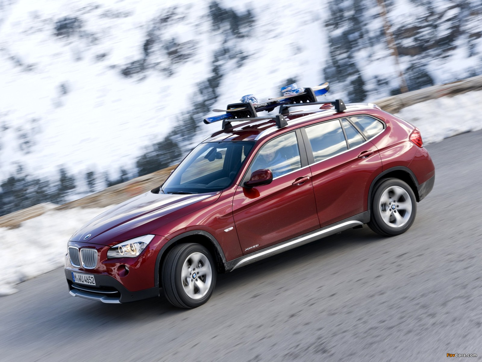 Pictures Of Bmw X1 Xdrive28i E84 2011 1600x1200
