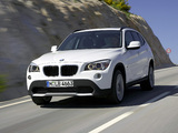 BMW X1 xDrive23d (E84) 2009 wallpapers