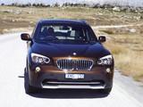 BMW X1 xDrive23d AU-spec (E84) 2010–12 wallpapers