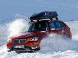 BMW X1 Powder Ride Edition (E84) 2012 wallpapers