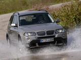 BMW X3 3.0si (E83) 2007–10 images
