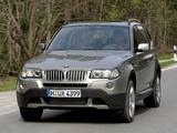 BMW X3 3.0sd (E83) 2007–10 photos