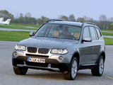 BMW X3 3.0si (E83) 2007–10 pictures
