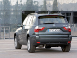 BMW X3 2.0d (E83) 2007–10 wallpapers