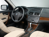 BMW X3 xDrive30i Exclusive Edition (E83) 2008 images