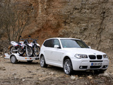 BMW X3 xDrive18d (E83) 2009–10 photos