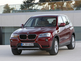 BMW X3 xDrive20d (F25) 2010 pictures