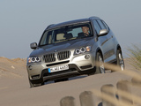 BMW X3 xDrive35i (F25) 2010 wallpapers