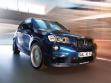 Alpina XD3 Bi-Turbo (F25) 2013 wallpapers