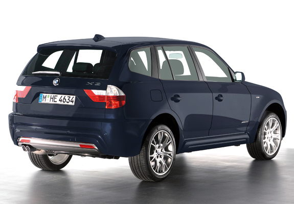 Images of BMW X3 Sport Limited Edition (E83) 2009
