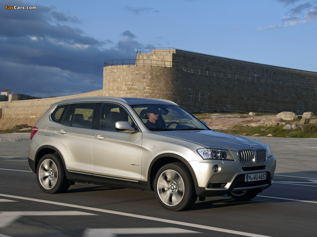 Images Of Bmw X3 Xdrive35i F25 2010 1024x768