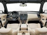 Photos of BMW X3 2.0d (E83) 2004–06