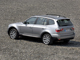Photos of BMW X3 3.0si (E83) 2007–10