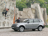 Pictures of BMW X3 2.0d (E83) 2004–06