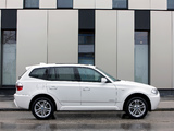 Pictures of BMW X3 xDrive18d (E83) 2009–10