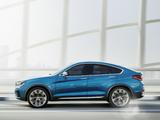BMW Concept X4 (F26) 2013 images
