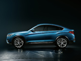 BMW Concept X4 (F26) 2013 photos