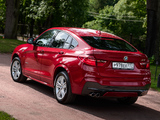 BMW X4 xDrive30d M Sports Package (F26) 2014 images