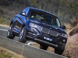 BMW X4 xDrive30d AU-spec (F26) 2014 images