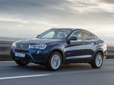 BMW X4 xDrive30d (F26) 2014 pictures