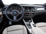 BMW X4 M40i (F26) 2015 photos