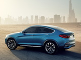 Images of BMW Concept X4 (F26) 2013