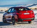 Images of BMW X4 xDrive35i M Sports Package (F26) 2014