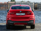 Images of BMW X4 xDrive30d M Sports Package (F26) 2014