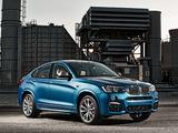 Images of BMW X4 M40i (F26) 2015