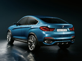 Photos of BMW Concept X4 (F26) 2013